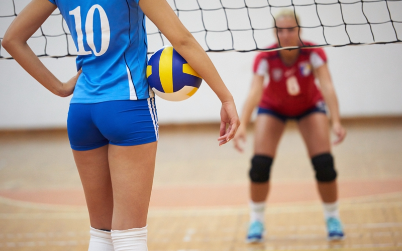 COMgroen volleybal